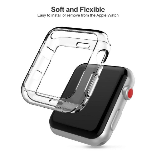 Ochranný kryt Ultra Slim na Apple Watch Series 3/2/1 (38mm)