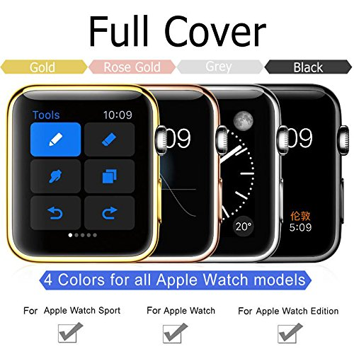 Kryt FullProtection 2v1 pro Apple Watch Series 3/2/1 (38mm)