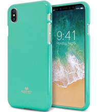 Silikonový kryt Goospery Mercury Jelly Case pro Apple iPhone Xs/X