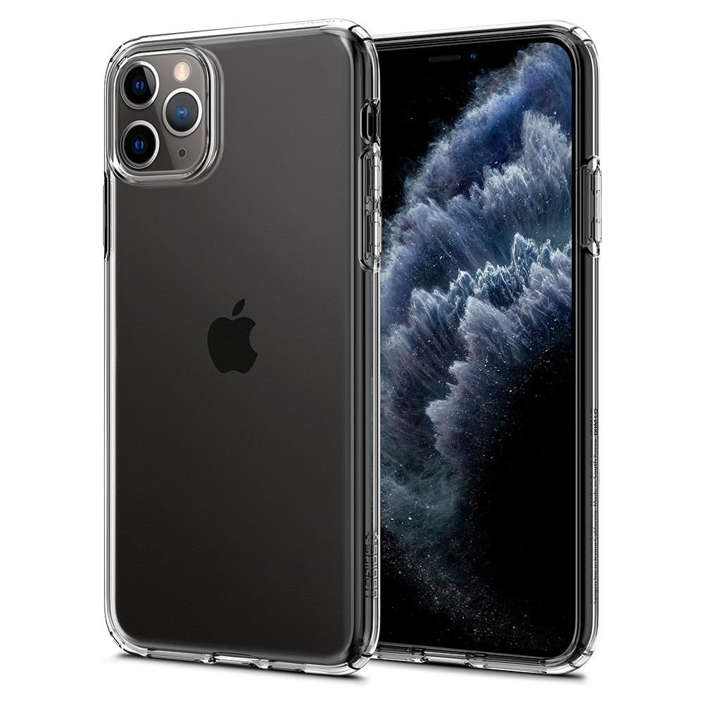 Obal Spigen Liquid Crystal na Apple iPhone 11 Pro