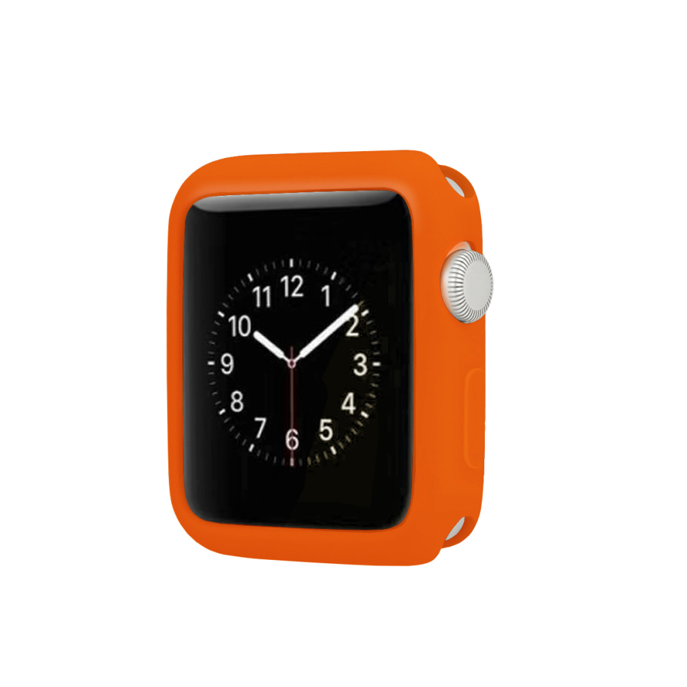 Silikonový kryt SILICONE CASE na Apple Watch Series 3/2/1 (42mm)