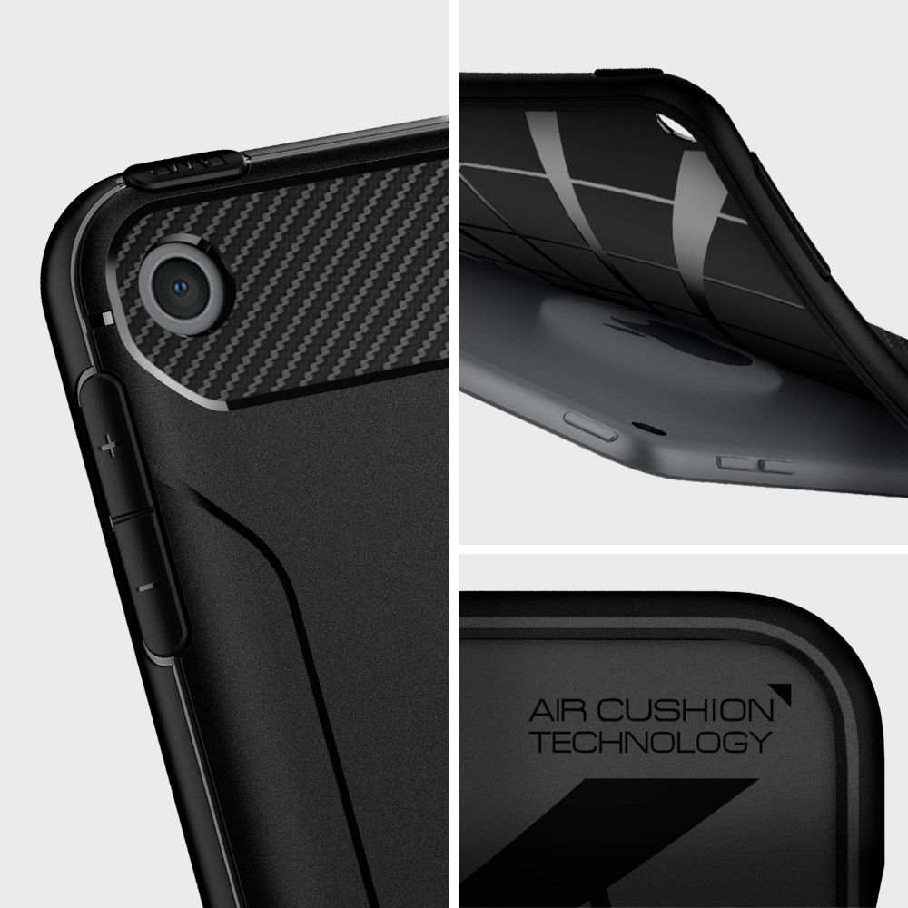 Obal Spigen Rugged Armor na Apple iPad mini (2019)