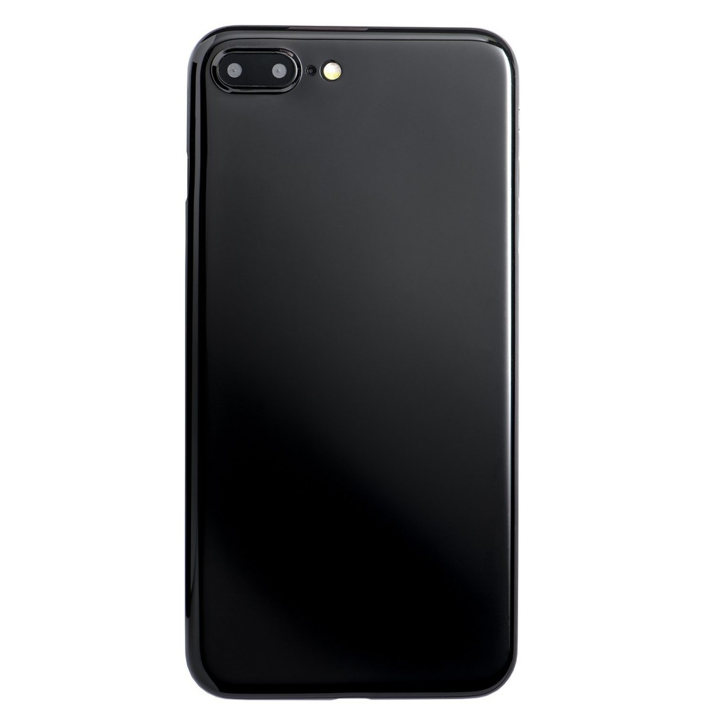 Obal Jet Black pro Apple iPhone 8 Plus / 7 Plus