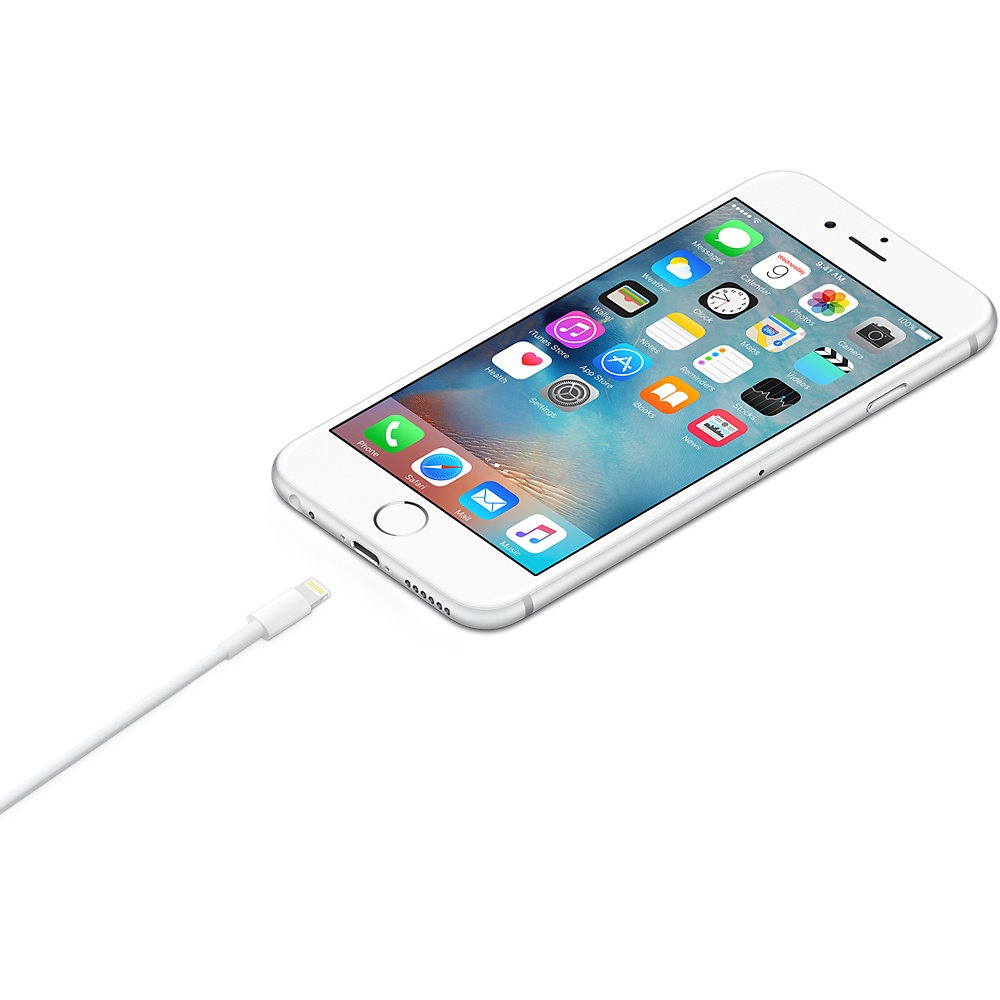 Originální Apple USB kabel MD819ZM/A s konektorem Lightning (2m)