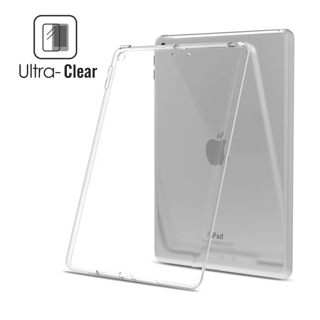 ... Silikonový průhledný čirý obal   kryt na Apple iPad 9.7 (2018) c0ff1ec5341