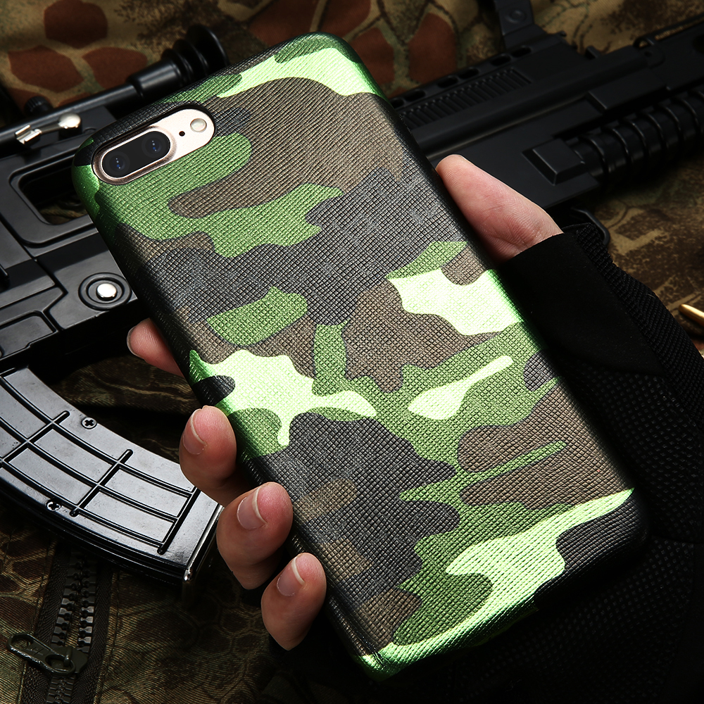 Kryt Army Camouflage pro iPhone 6s Plus / 6 Plus