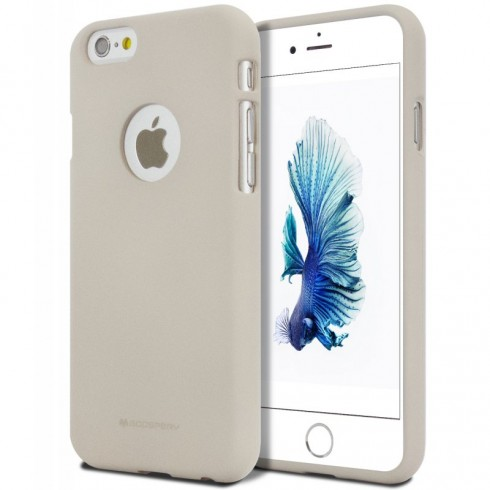Obal / kryt Mercury Soft Feeling pro Apple iPhone 6s/6