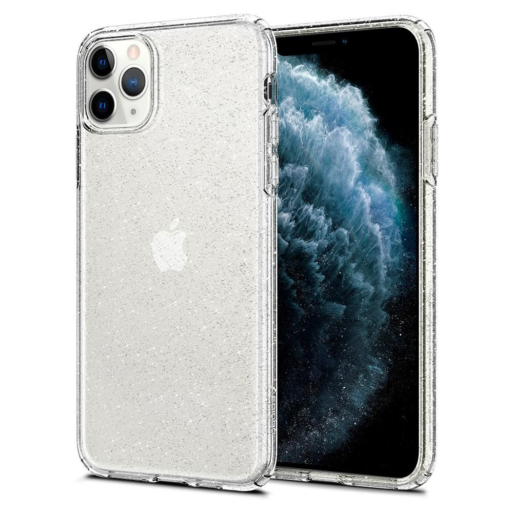 Obal Spigen Liquid Crystal Glitter na Apple iPhone 11 Pro Max