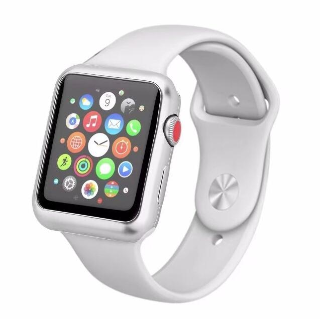 Silikonový kryt RING na Apple Watch Series 3/2/1 (42mm)