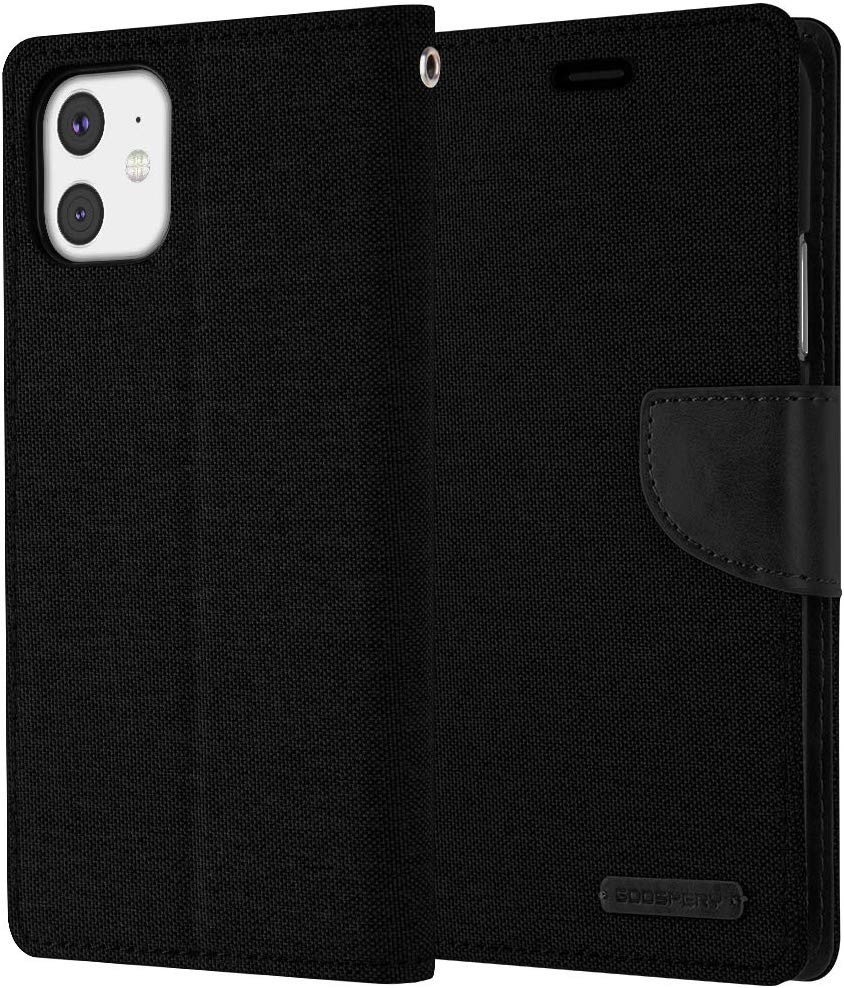 Pouzdro Forcell Canvas Book pro Apple iPhone 11