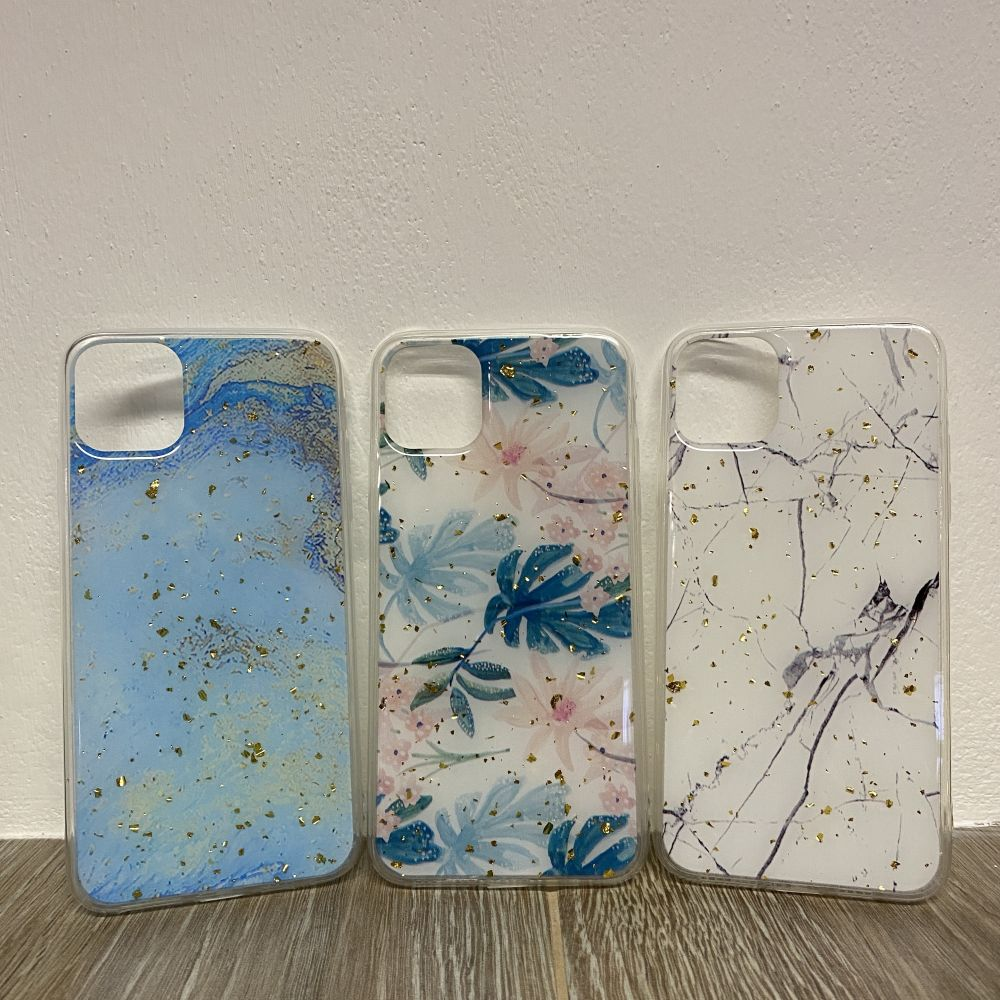 Pouzdro Forcell Marble na Apple iPhone 11