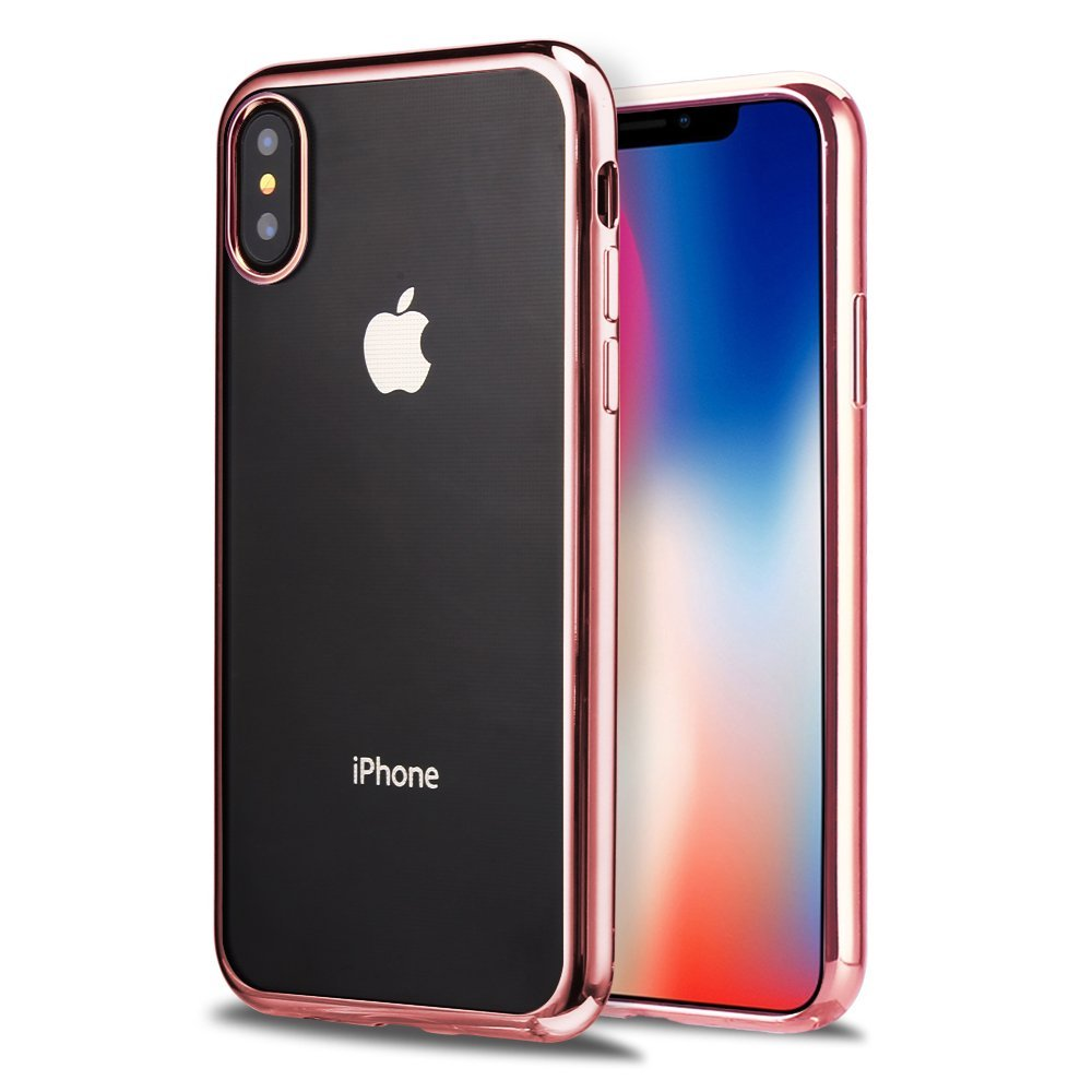 Elegantní obal / kryt RING na Apple iPhone XS/X