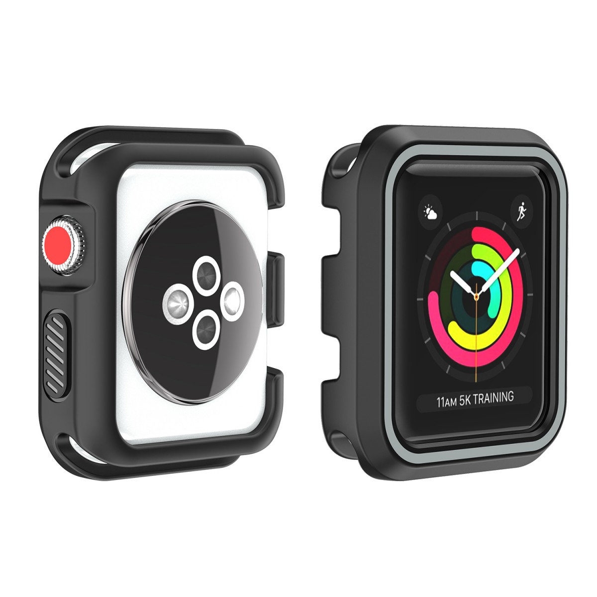 Obal Active na Apple Watch Series 3/2/1 (38mm)
