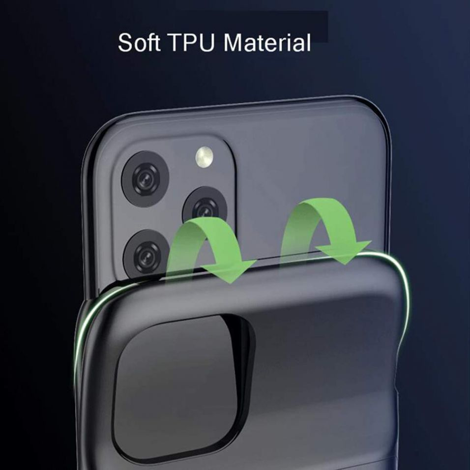 Pouzdro s baterií Tech-Protect Battery Pack 5000mAh na Apple iPhone 11