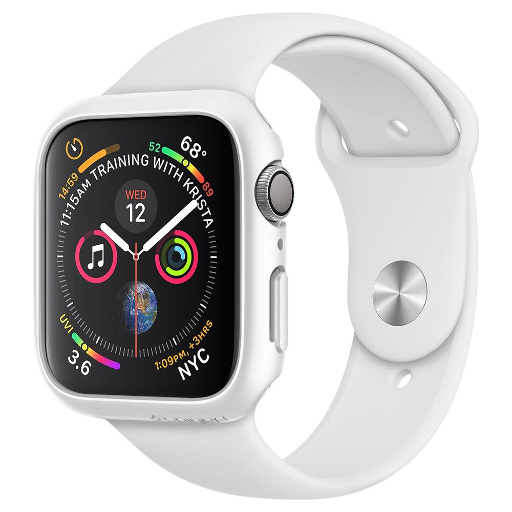 Ochranný rámeček Spigen Thin Fit na Apple Watch Series 4 (44mm)