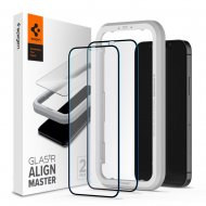 Spigen GLAStR Align Master Full Cover iPhone 12…