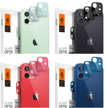 Spigen GLAStR OPTIK iPhone 12 [2 Pack]