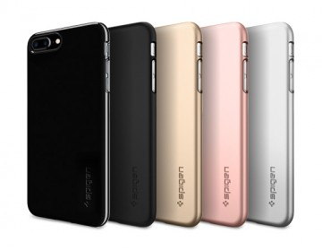 Ochranný obal SPIGEN Thin Fit pro Apple iPhone 8 Plus   7 Plus a2718fd6b3b