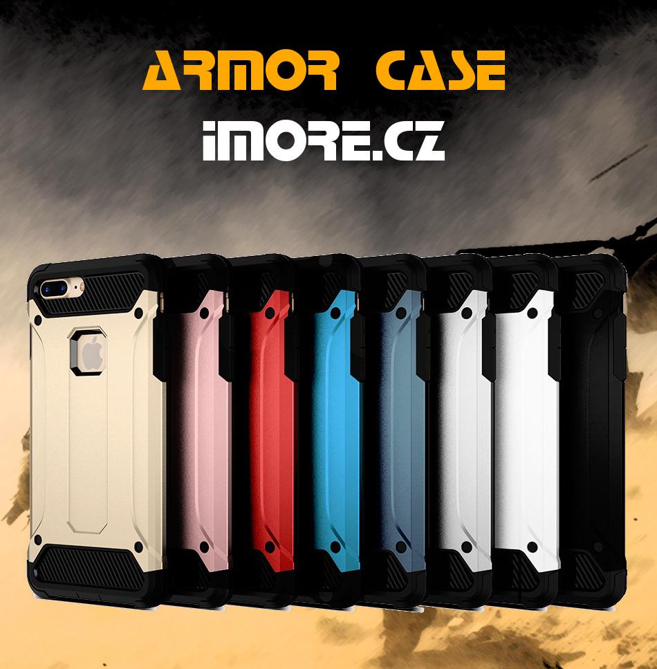 best service 9d963 765a6 Odolný kryt Forcell Armor Case pro Apple iPhone 8 Plus / 7 Plus