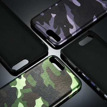 Kryt Army Camouflage pro iPhone 8 Plus / 7 Plus