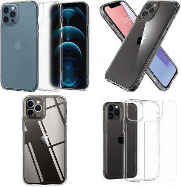 Spigen Quartz Hybrid iPhone 12 Pro Max