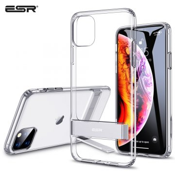 Pouzdro ESR Air Shield Boost se stojánkem na Apple iPhone 11 Pro Max