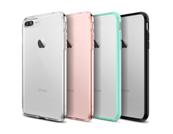 Ochranný kryt SPIGEN Ultra Hybrid pro Apple iPhone 8 Plus   7 Plus ... 9e2cc4ff655