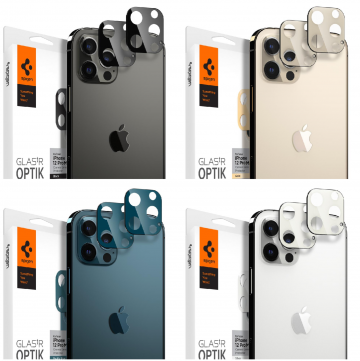 Spigen GLAStR OPTIK iPhone 12 Pro [2 Pack]