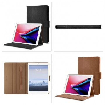 Pouzdro Spigen Stand Folio na Apple iPad 9.7