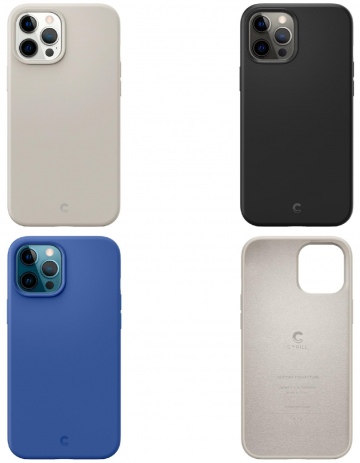 Spigen CYRILL Silicone iPhone 12 Pro/12