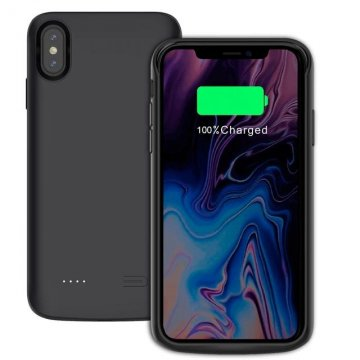 Pouzdro s baterií Tech-Protect Battery Pack 6000mAh pro iPhone XS MAX