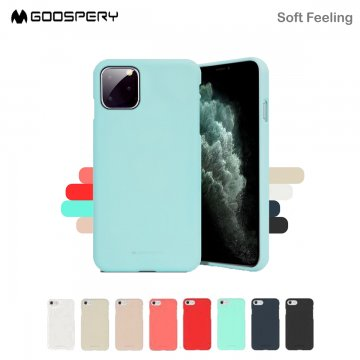 Pouzdro Mercury Soft Feeling na Apple iPhone 11 Pro Max