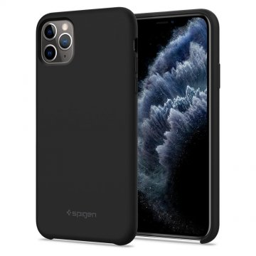 Kryt Spigen Silicone Fit na Apple iPhone 11 Pro Max