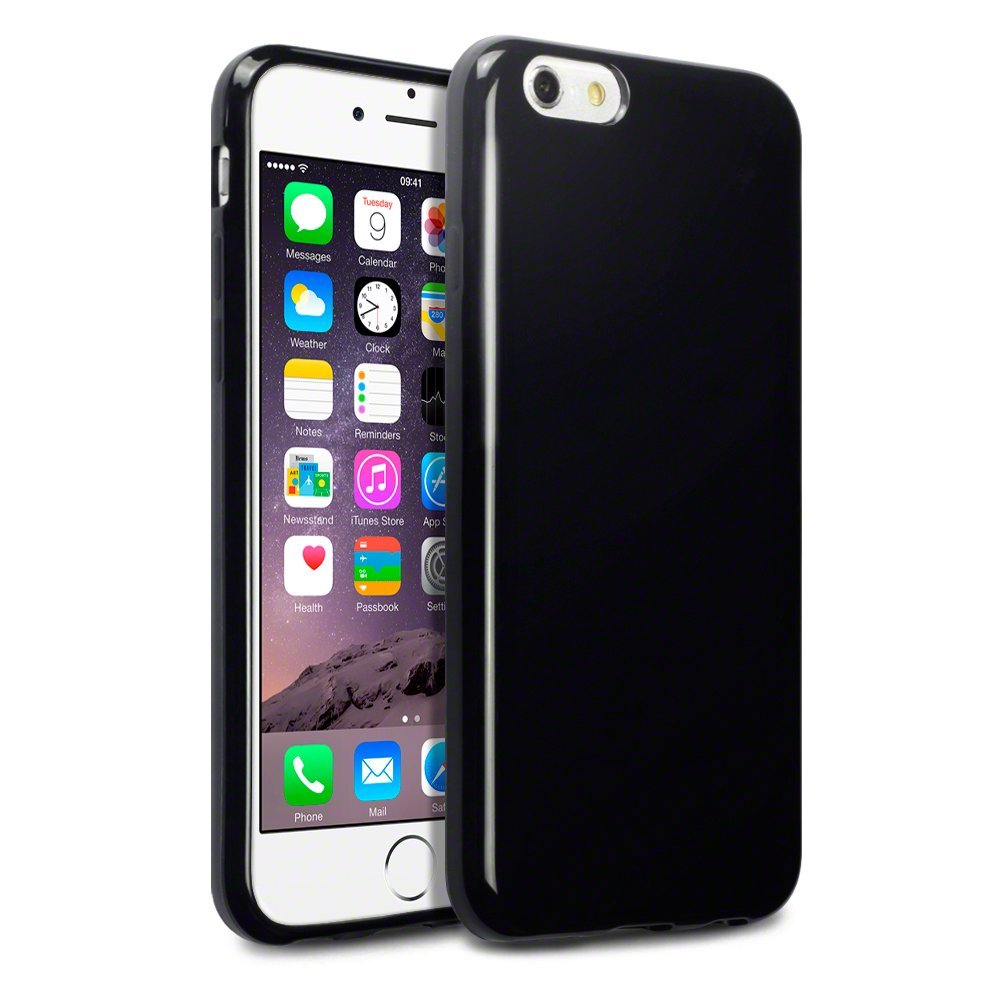 Obal Jet Black pro Apple iPhone 6s / 6