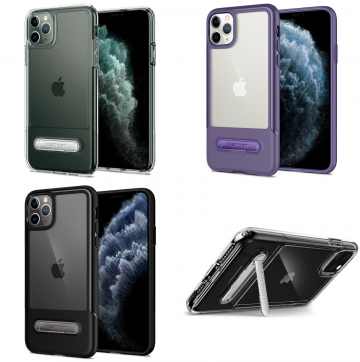 Pouzdro Spigen Slim Armor Essential S na Apple iPhone 11 Pro Max