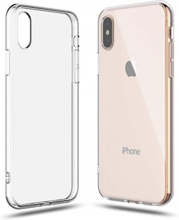 Ultra tenké pouzdro iMore Ultra Slim 0,3mm na iPhone XS/X
