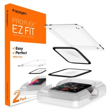 Spigen ProFlex EZ Fit 2 Pack Apple Watch Series 4/5/6/SE (44mm)