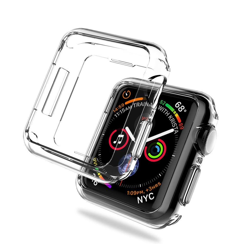 Tenký kryt Slim Case na Apple Watch Series 5/4 (40mm)