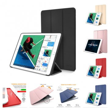 Pouzdro Tech-Protect SmartCase na Apple iPad Air 2