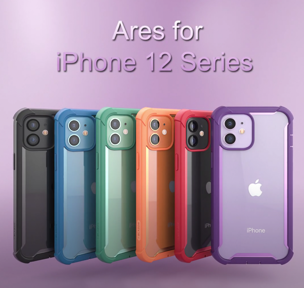 i-Blason Ares iPhone 12 mini