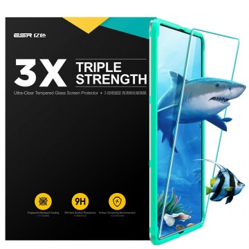 Tvrzené sklo ESR 3X TRIPLE STRENGHT na displej Apple iPad mini (2019)