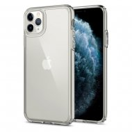 Kryt Spigen Crystal Hybrid na Apple iPhone 11 Pro