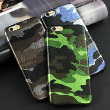 Kryt Army Camouflage pro iPhone 6s / 6