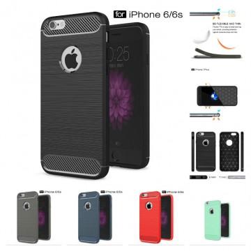 Stylový obal   kryt Carbon Armor pro iPhone 6s   6 00425b344e6