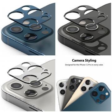 Ringke Camera Styling iPhone 12 Pro