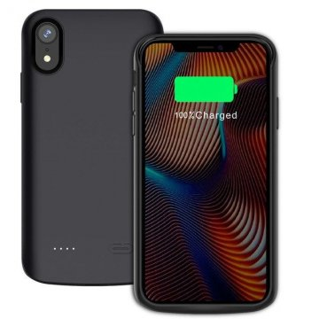 Pouzdro s baterií Tech-Protect Battery Pack 6000mAh pro iPhone XR