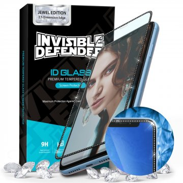 Ringke Invisible Defender ID GLASS Jewel Edition pro iPhone 11 Pro Max/XS Max