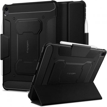 Spigen Rugged Armor Pro iPad Air 2020 Black
