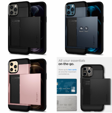 Spigen Slim Armor CS iPhone 12 Pro/12