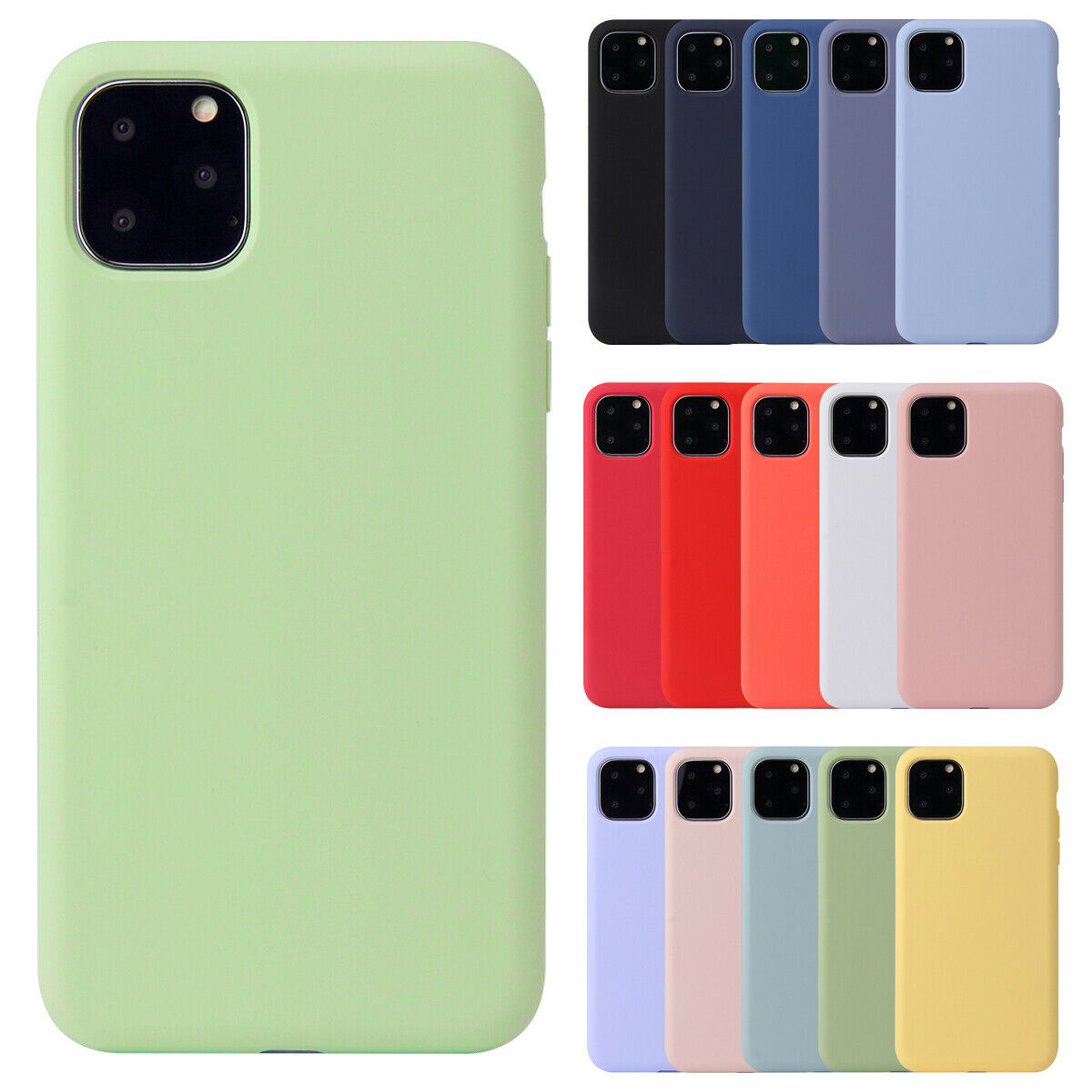 Silikonový kryt iMore Silicone Case na iPhone 11 Pro Max